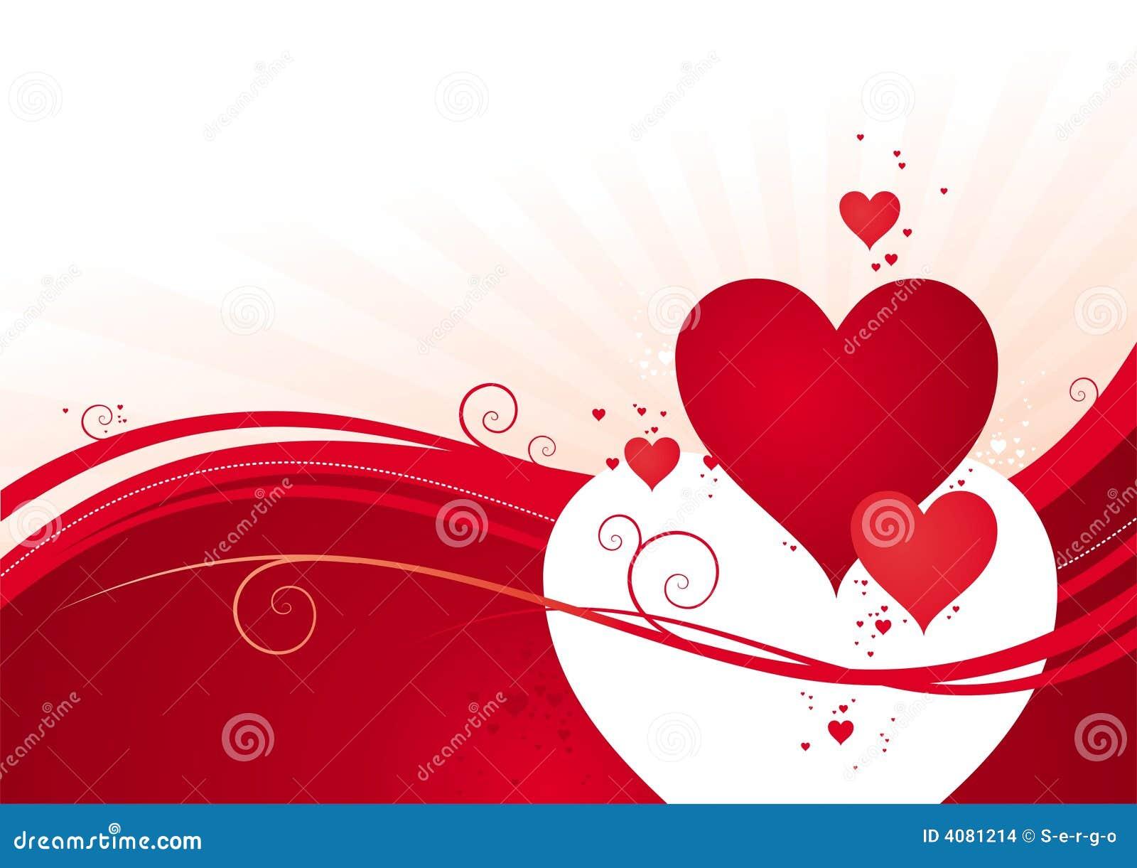 Valentinsgrußtageshintergrund