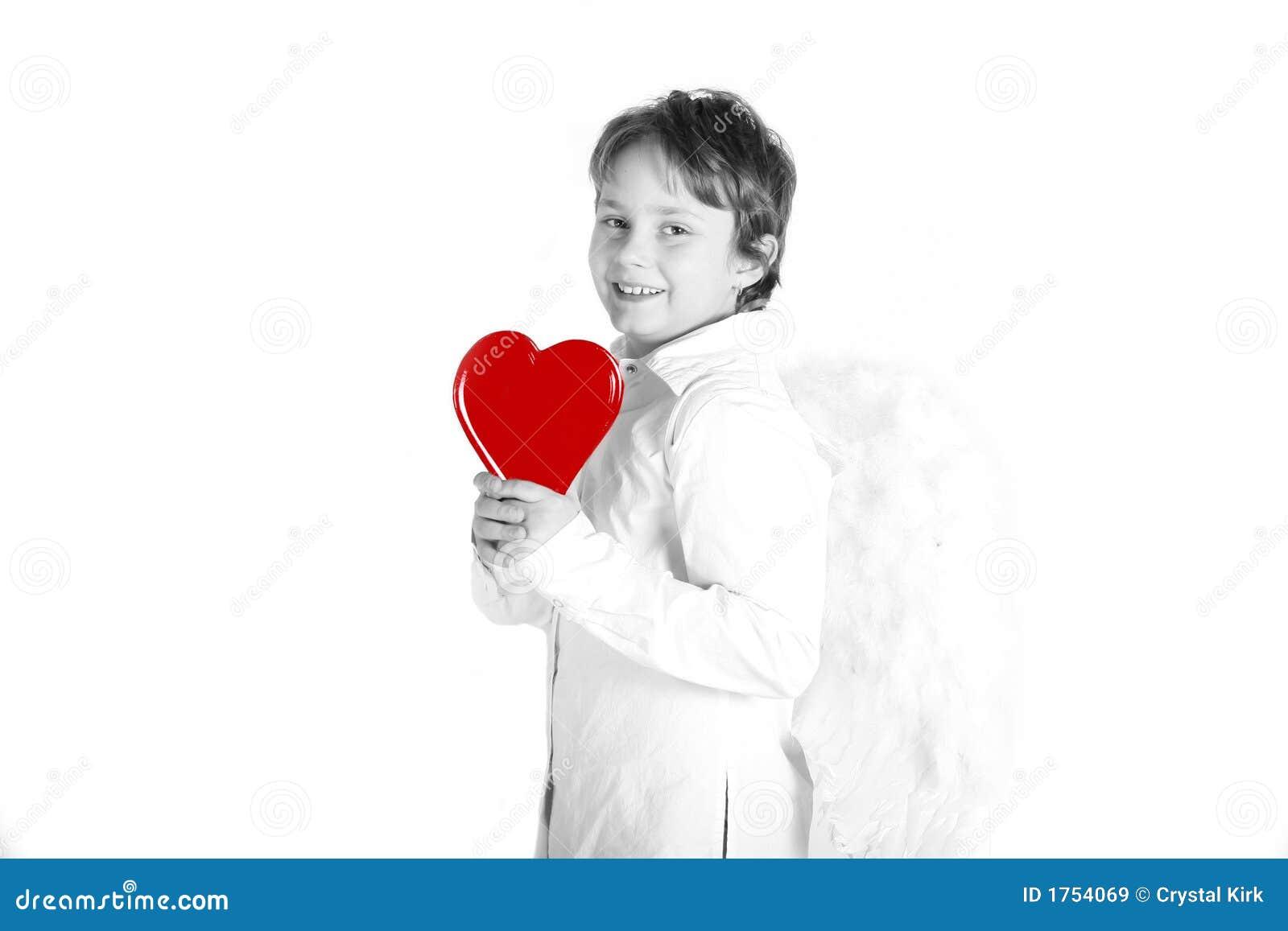 Valentinsgrußtageskind