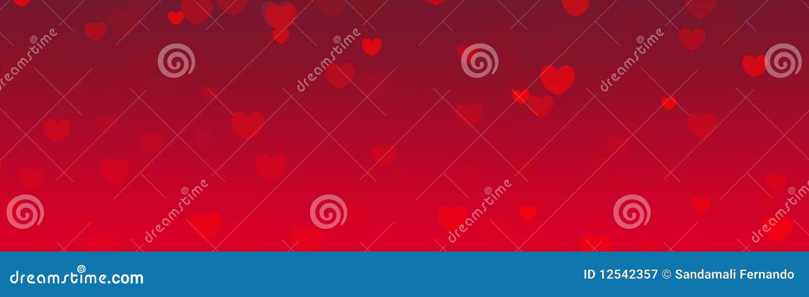 Valentinsgrußtagesweb-Vorsatz