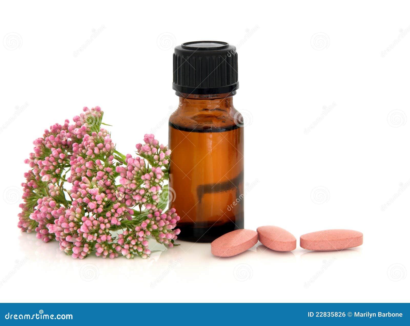 Valerian θεραπείας χορταριών