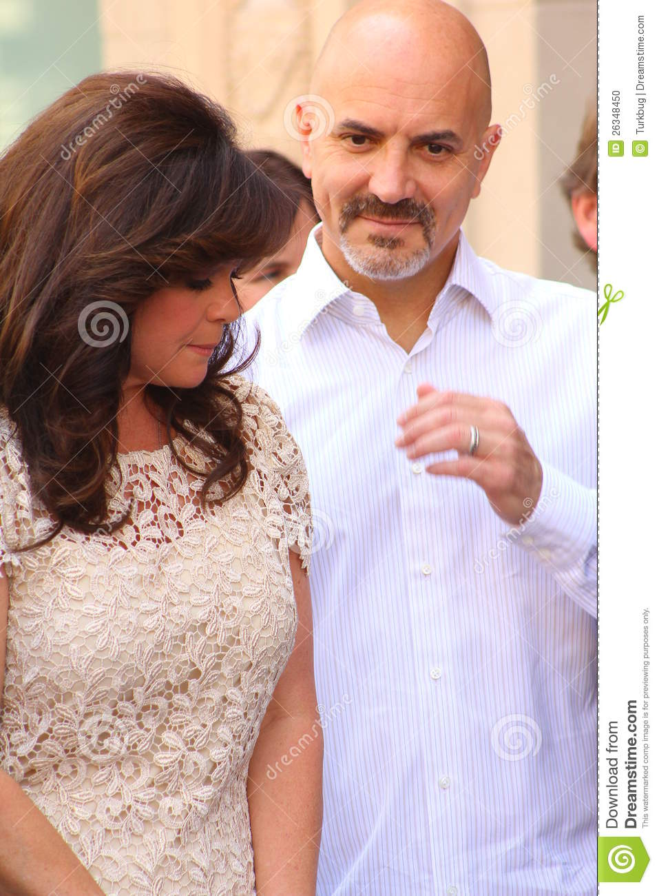 Valerie bertinelli and husband editorial image image for Who is valerie bertinelli married to