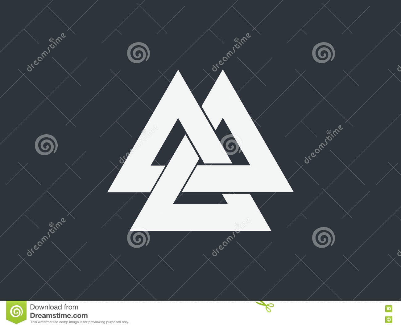 Valknut is a symbol of the worlds end of the tree yggdrasil sign valknut is a symbol of the world s end of the tree yggdrasil sign of the god odin it refers to the norse culture buycottarizona