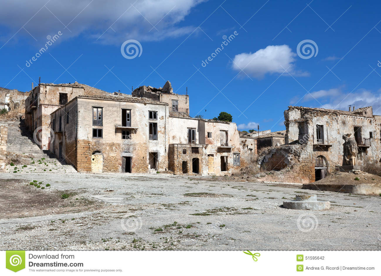 Vall e de belice village abandonn photo stock image 51595642 - Achat village abandonne ...