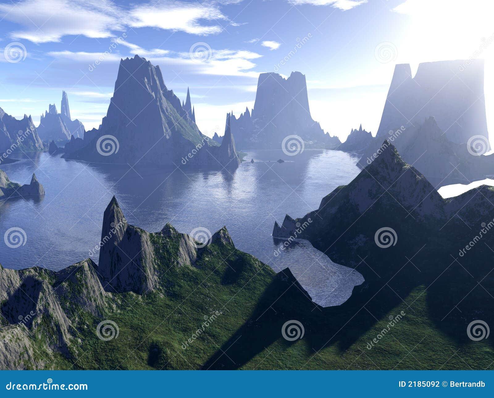 Vallée de paradis