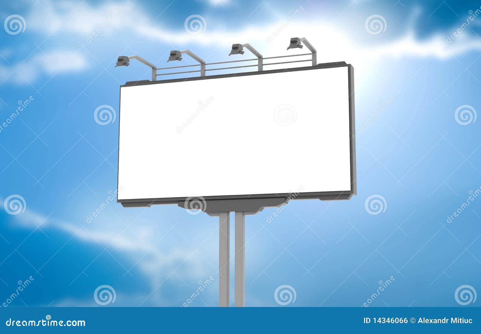 Valla publicitaria vac a del anuncio - Imagen de vallas ...