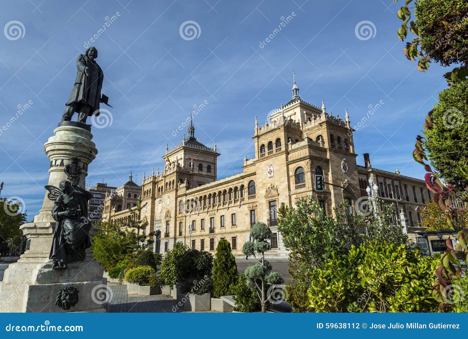 Valladolid, akademia kawaleria