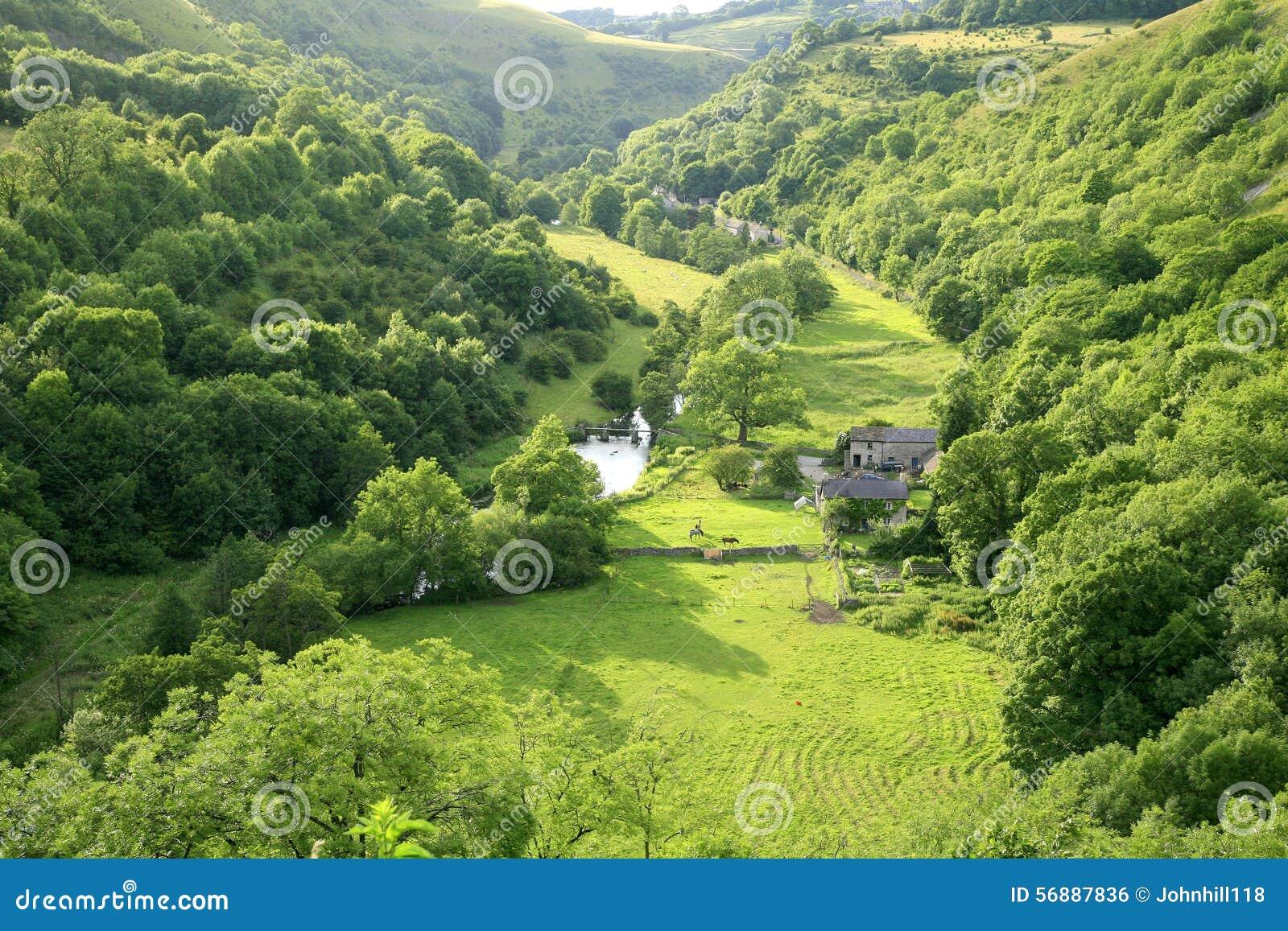Vallata di Monsal, Derbyshire