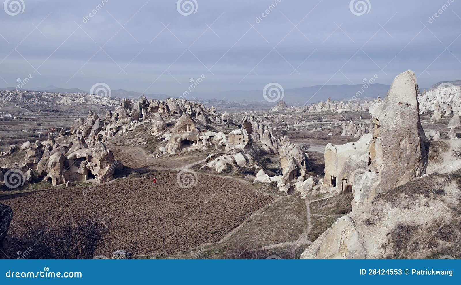 Valle Cappadocia de Goreme