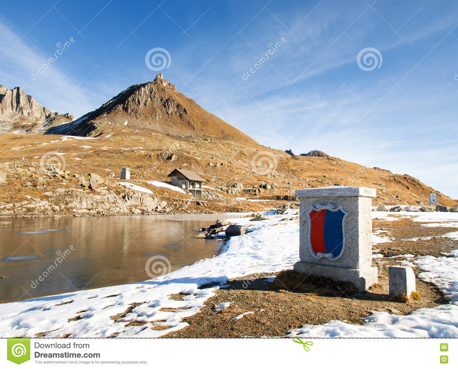 Valle de Bedretto y el paso de Nufenen