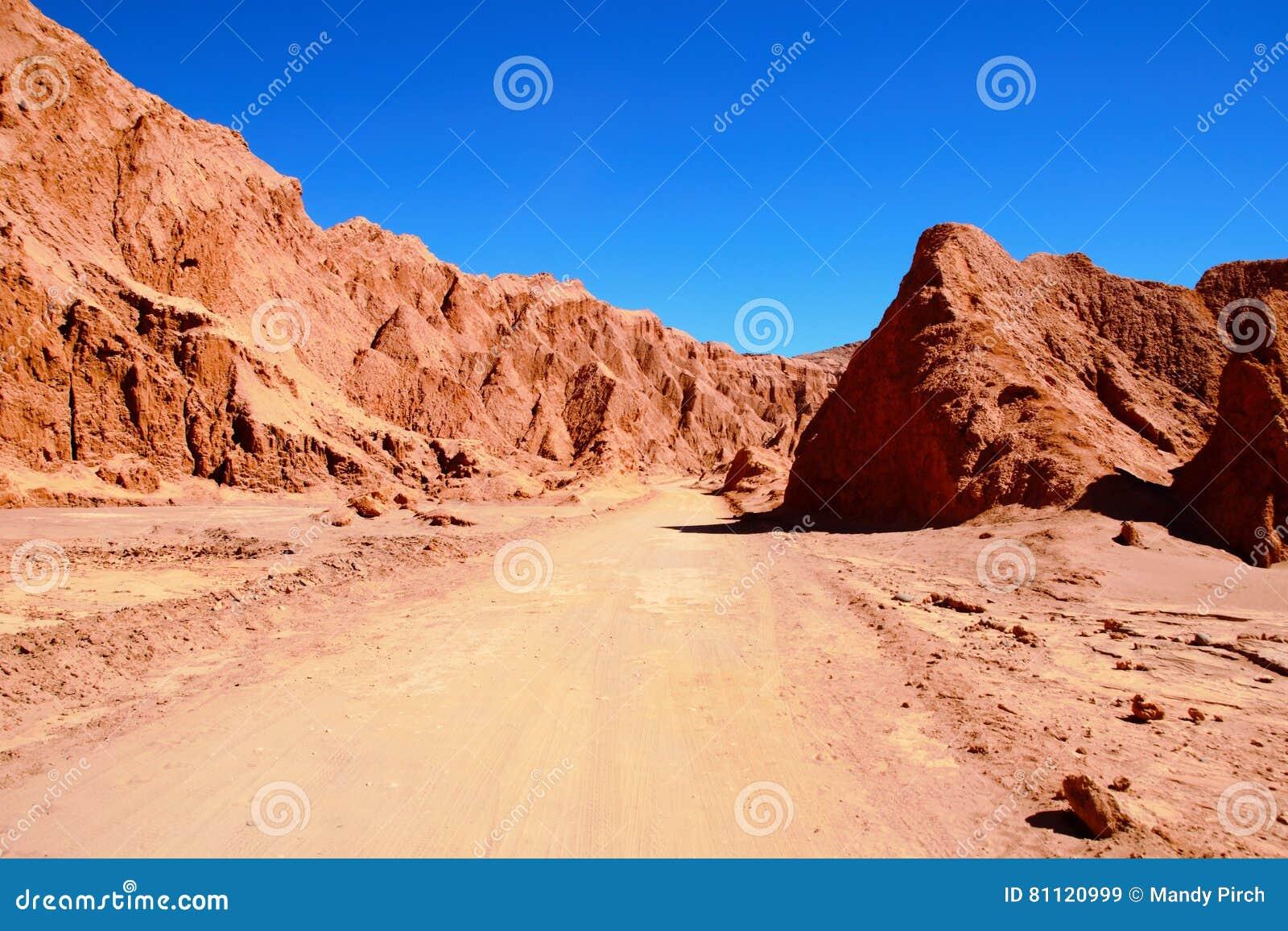 Valle De La Muerte Stock Image Image Of Chile Park 81120999
