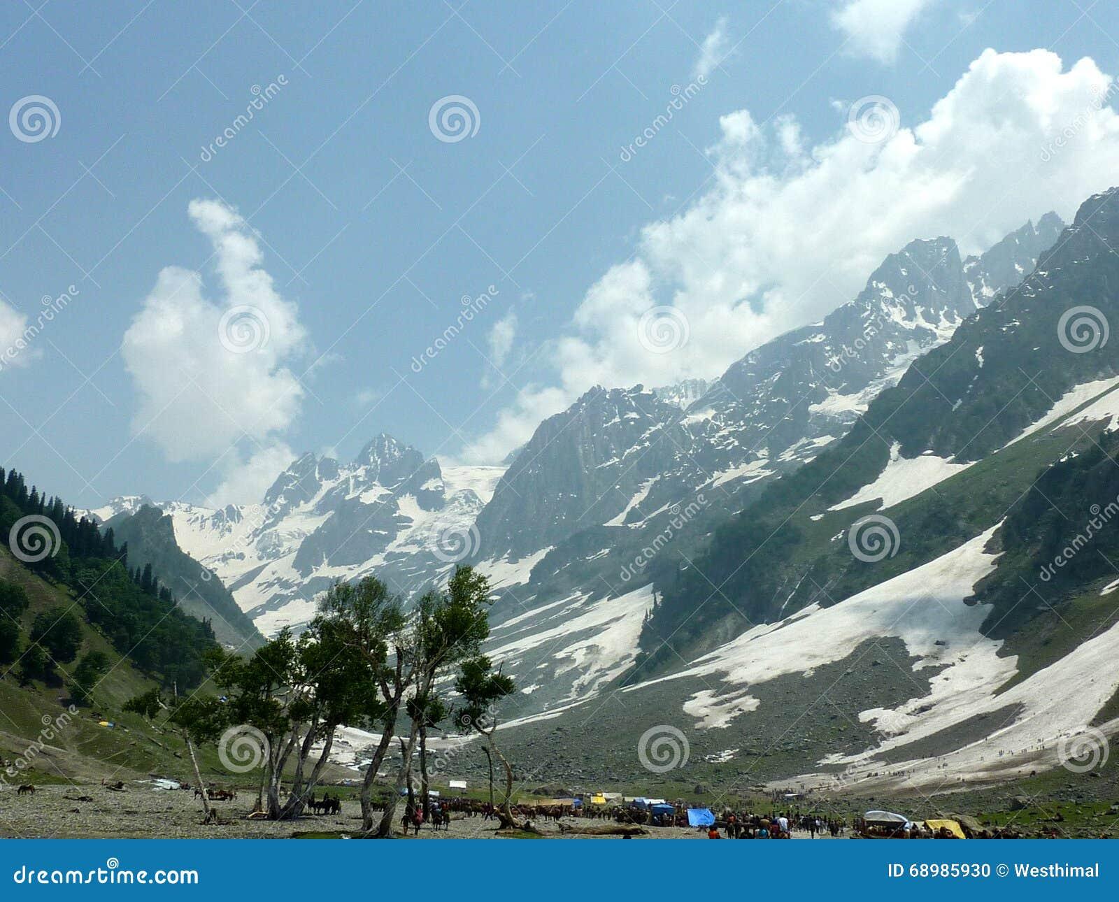 Valle de Sonamarg, Cachemira