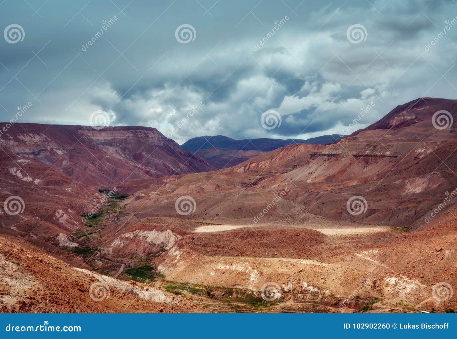 Valle del Arcoiris Chili