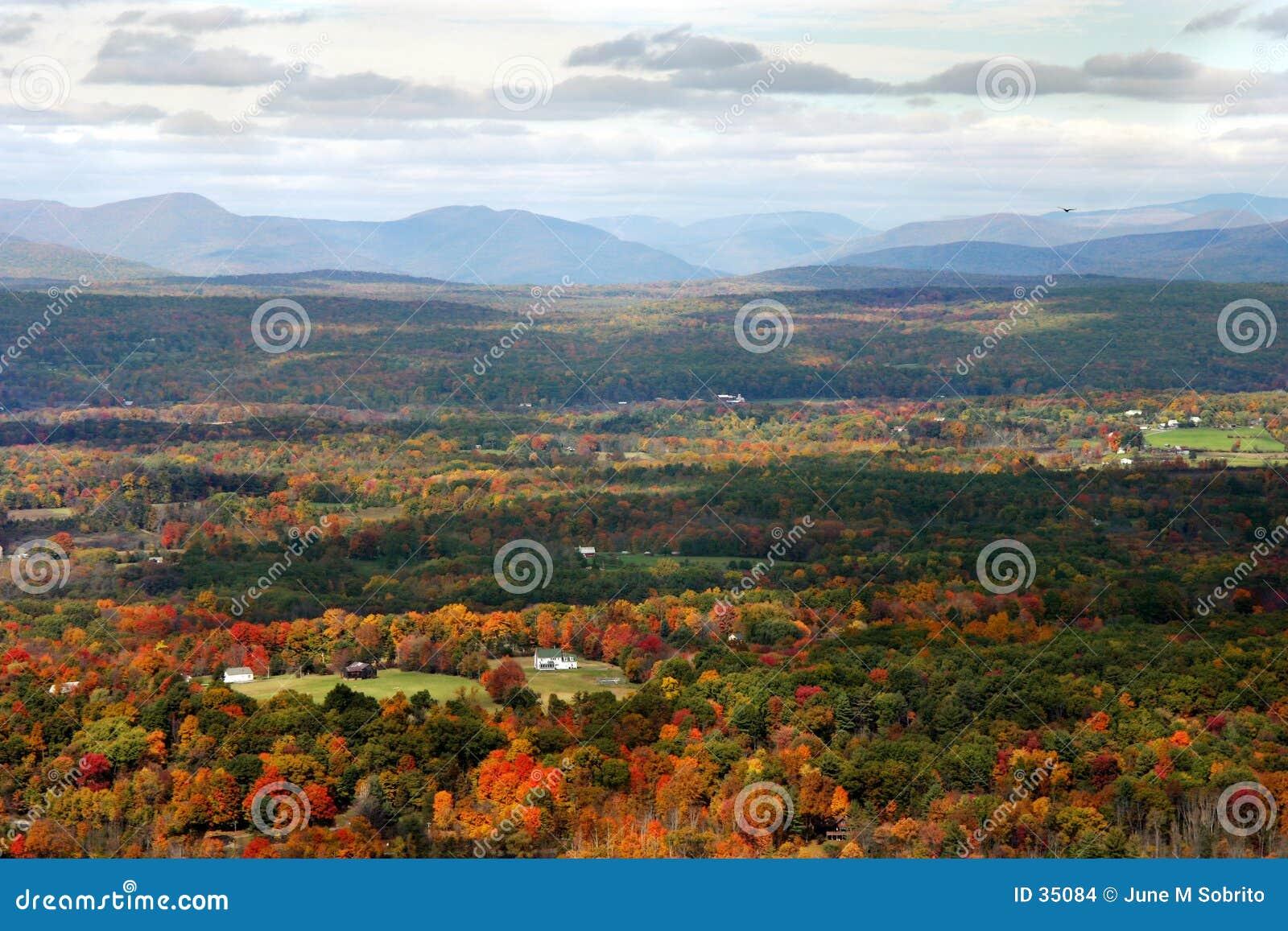 Valle del otoño