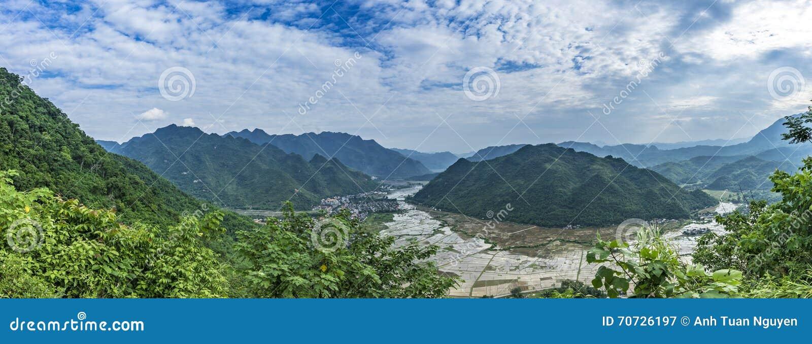 Valle di Mai Chau