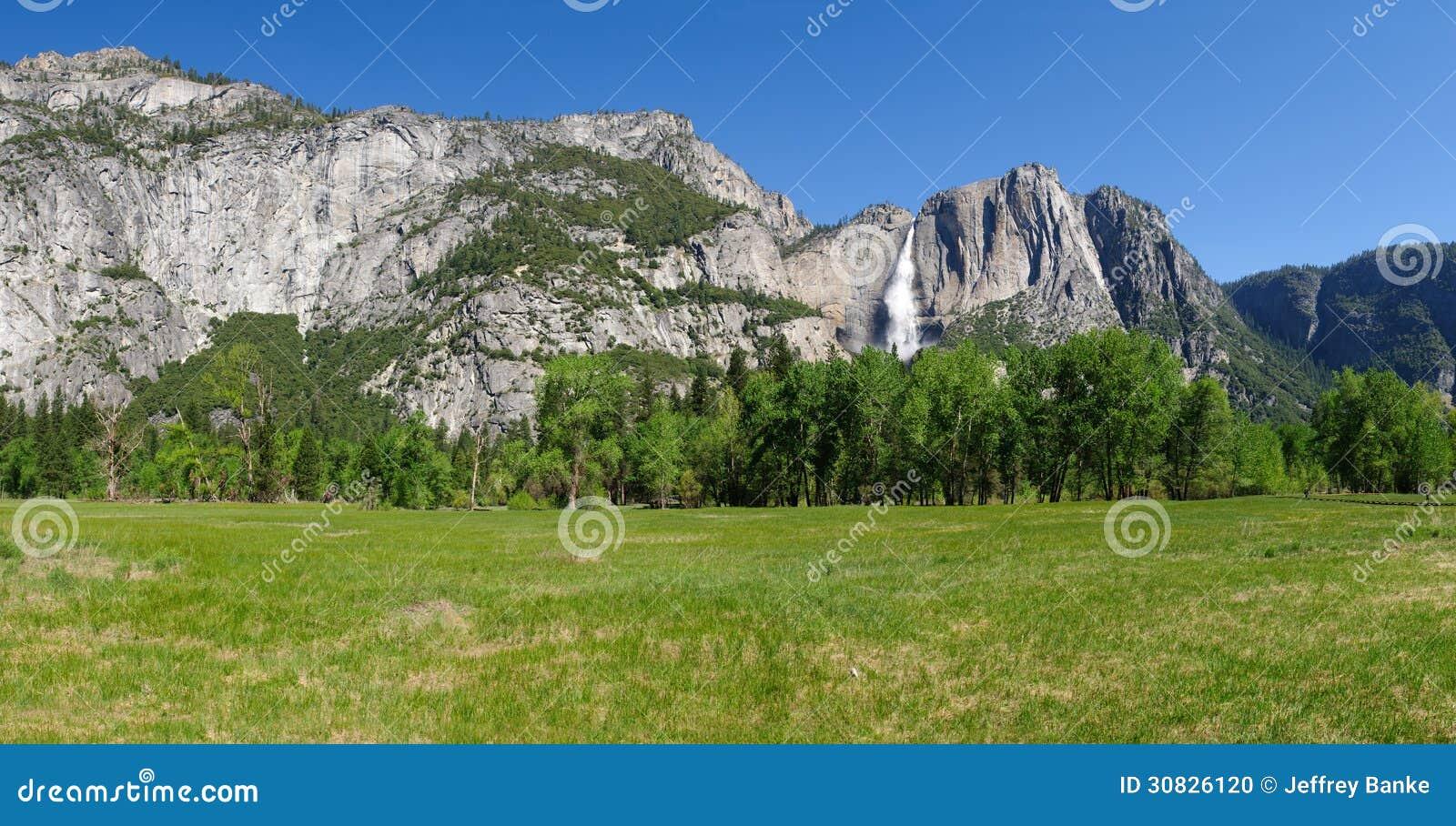 Valle di Yosemite, California