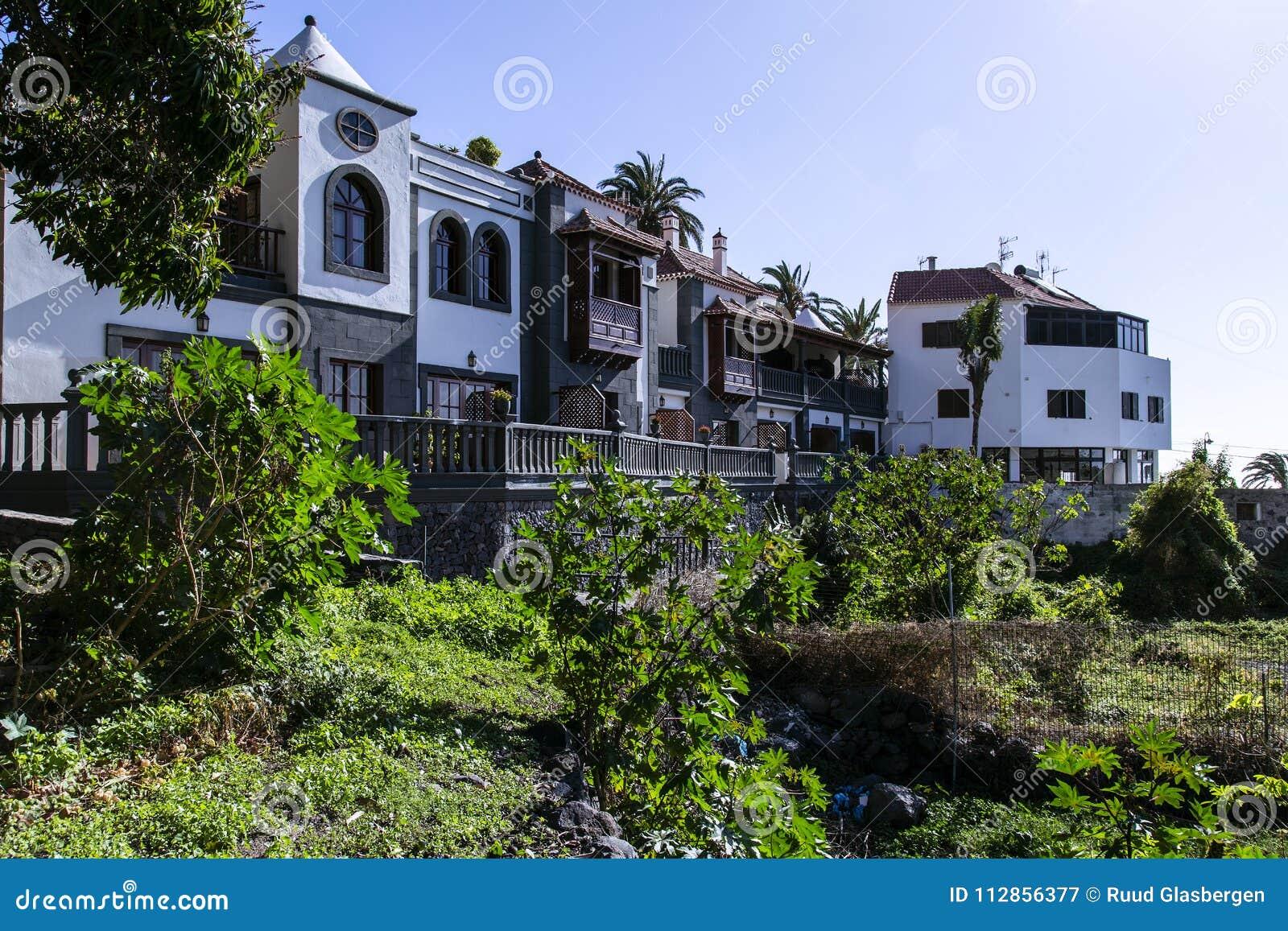 Valle Gran Rey, La Gomera, Canarische Eilanden van Spanje
