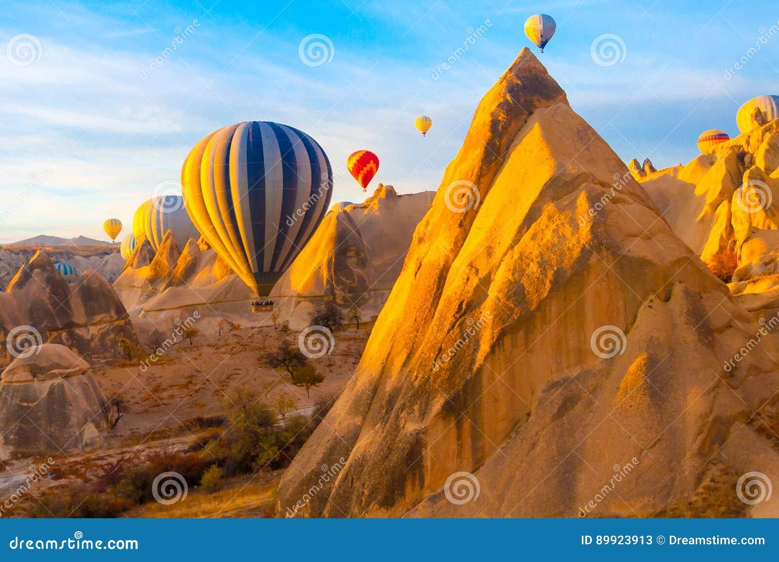 Vallei van Liefde Goreme Cappadocia Turkije