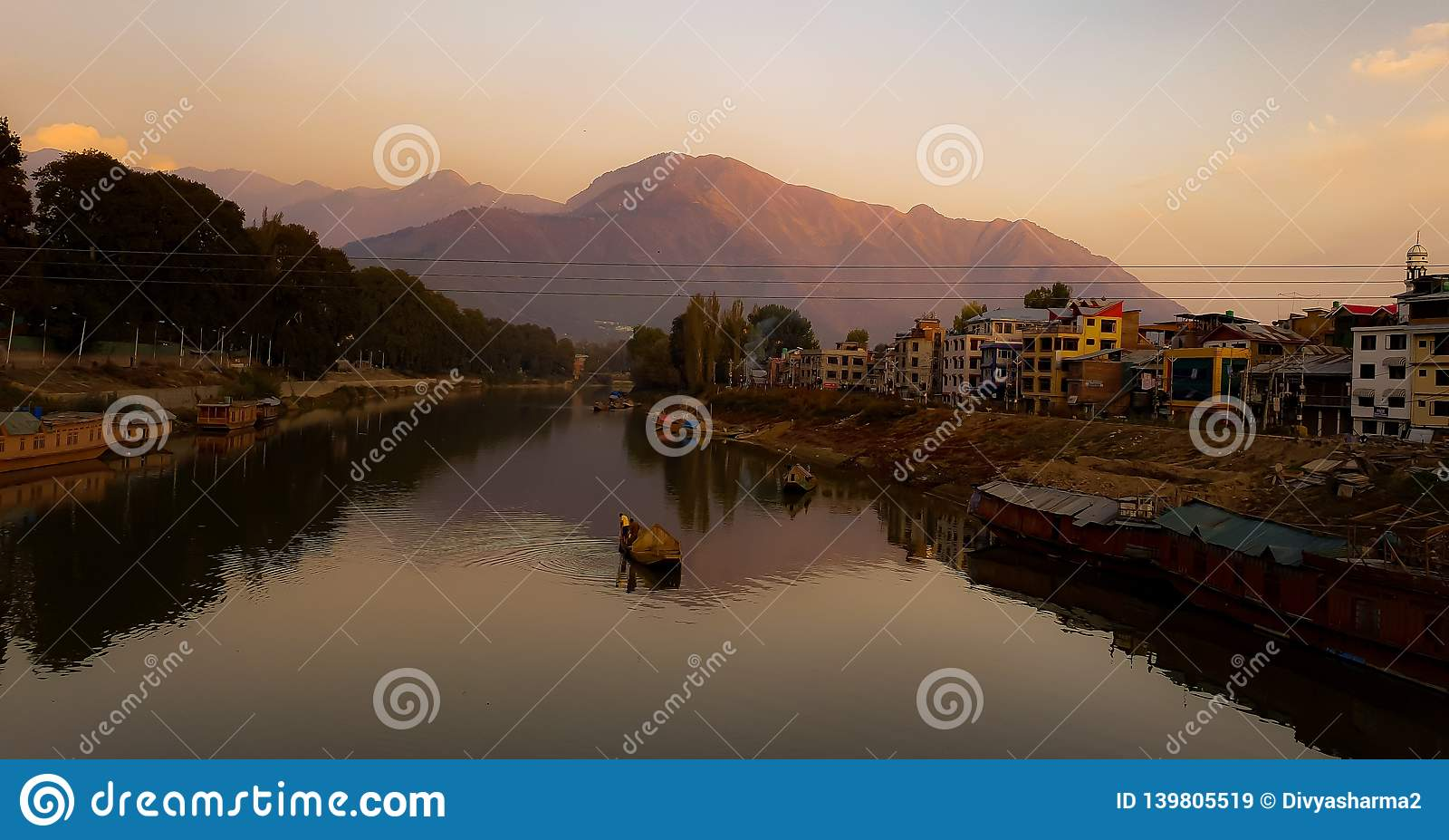 Valleien van Kashmir