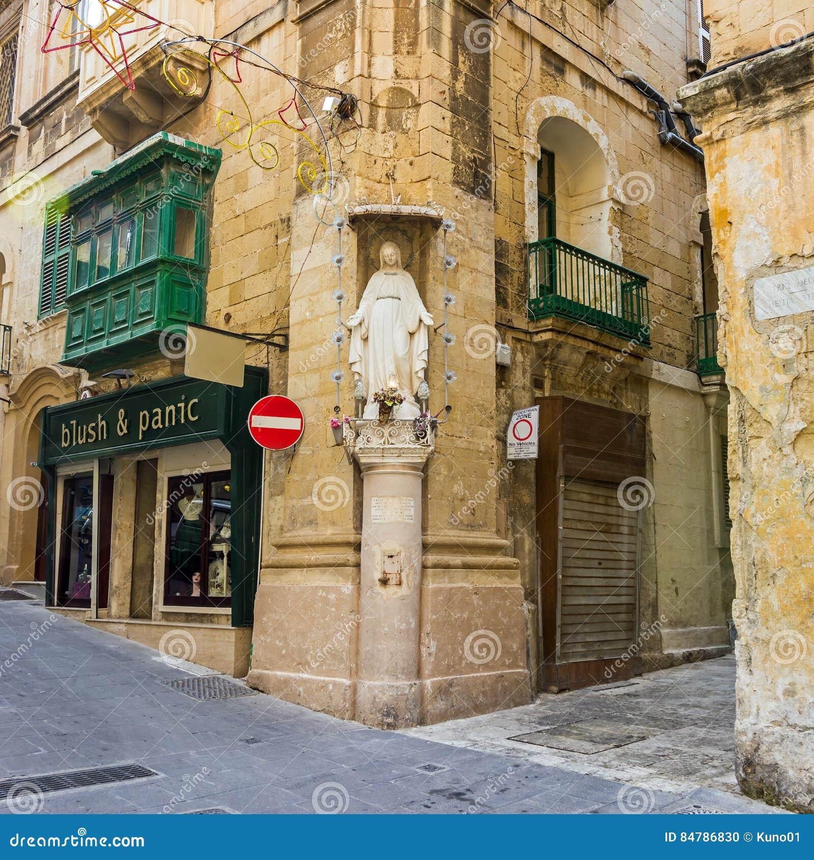 Valletta - gator och hörn