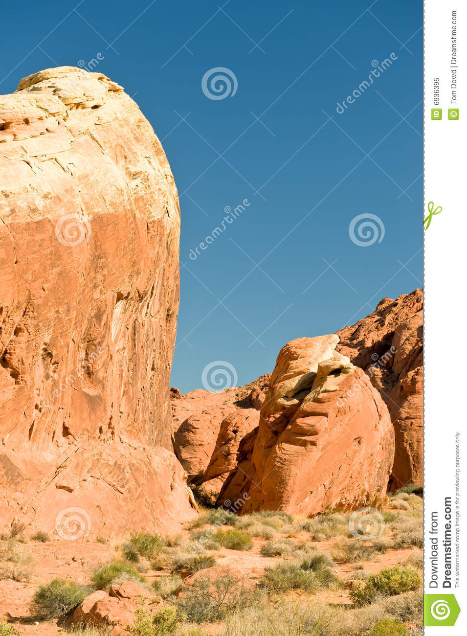 Valley of fire rock formations royalty free stock image for Firerock fireplace cost