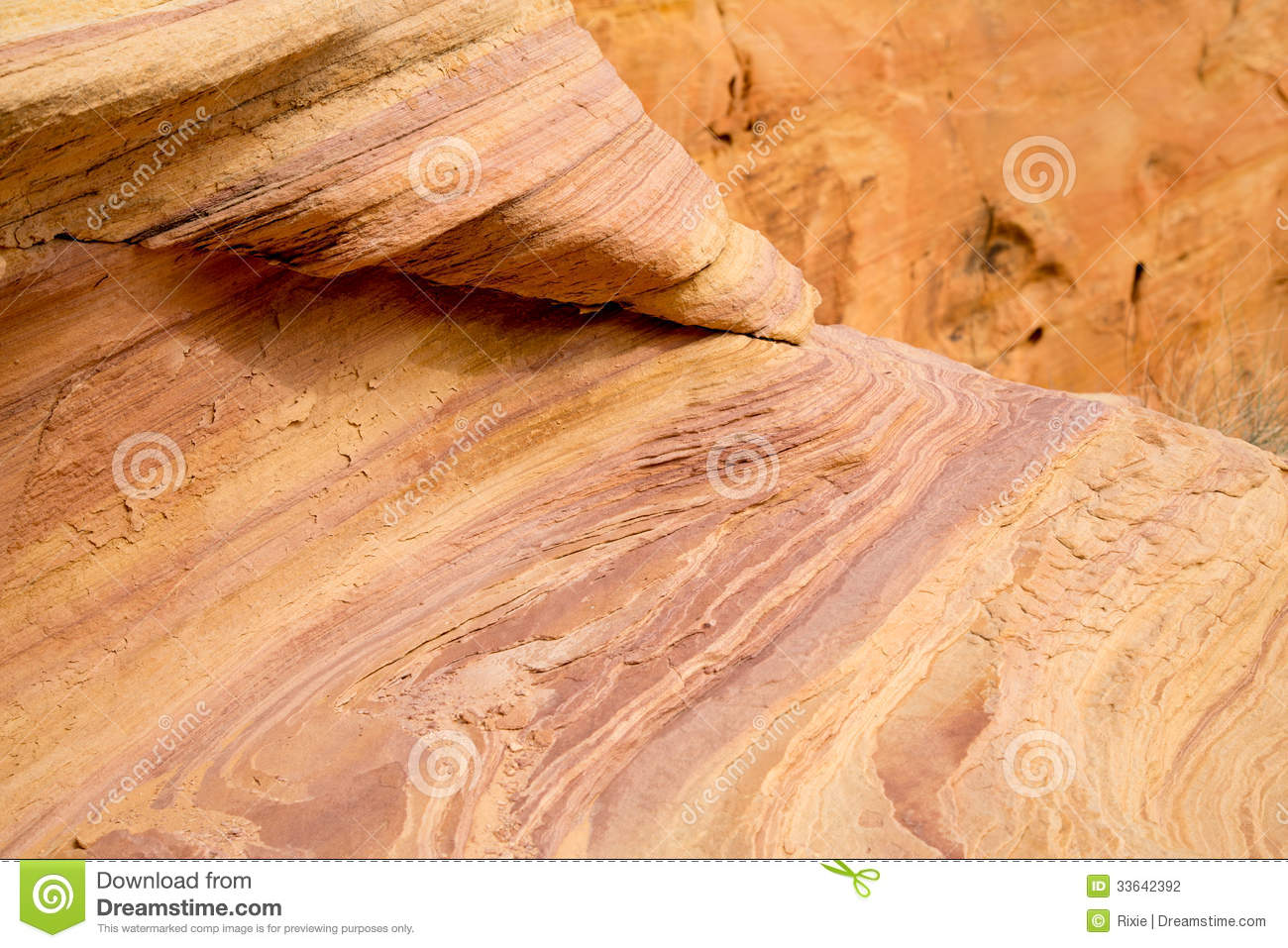 Valley Of Fire Rock Formations Stock Photography Image