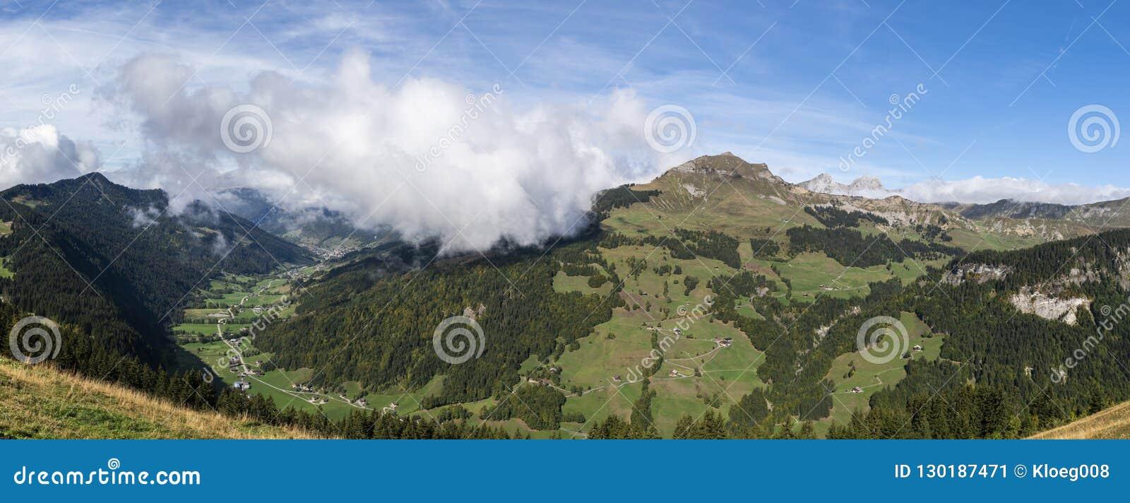 Valley Le Grand Bornand