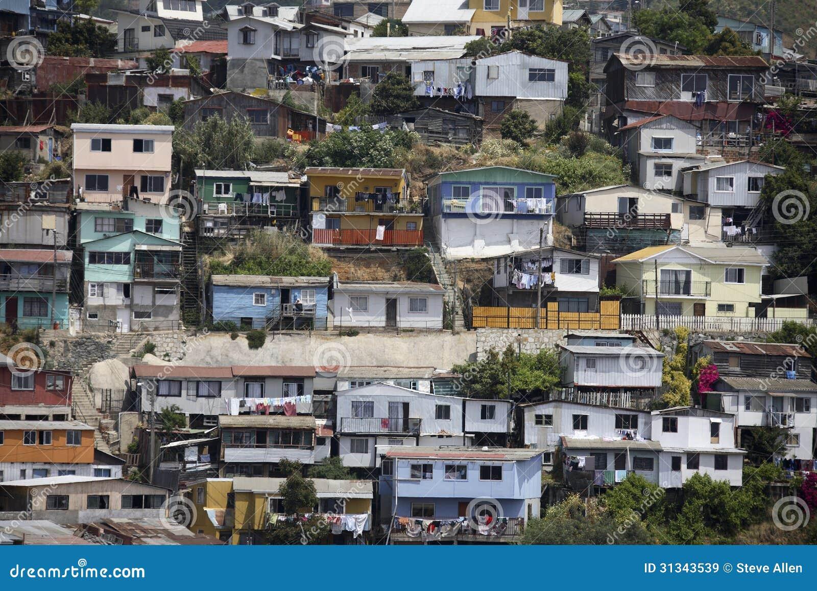 Valparaiso Chile South America Royalty Free Stock