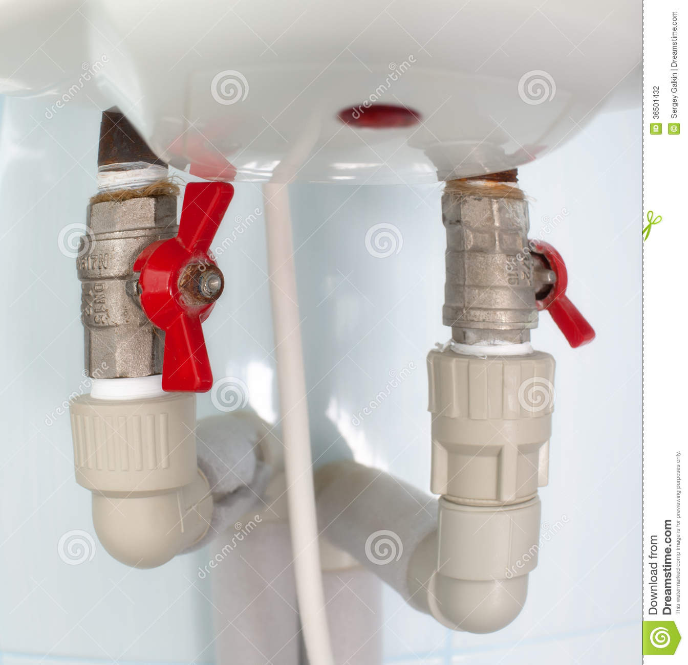 valve stock photo  image of cold  water  tank  bathroom