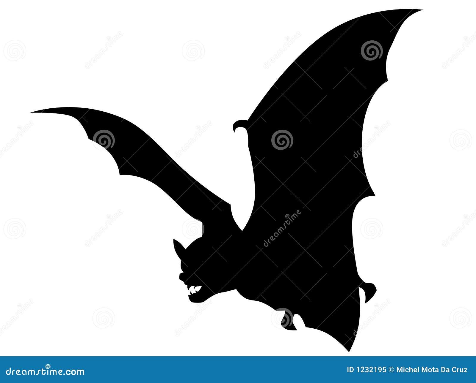 Vampire Bat Vector Royalty Free Stock Photo - Image: 1232195