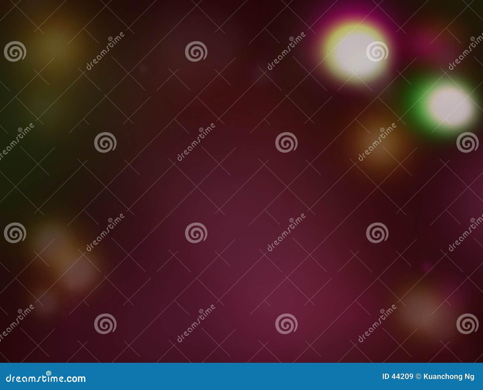 Van Achtergrond adstract licht
