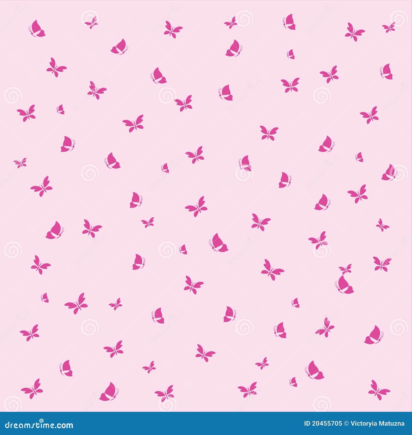 Van de achtergrond vlinder behang royalty vrije stock foto afbeelding 20455705 - Behang van de jaren ...