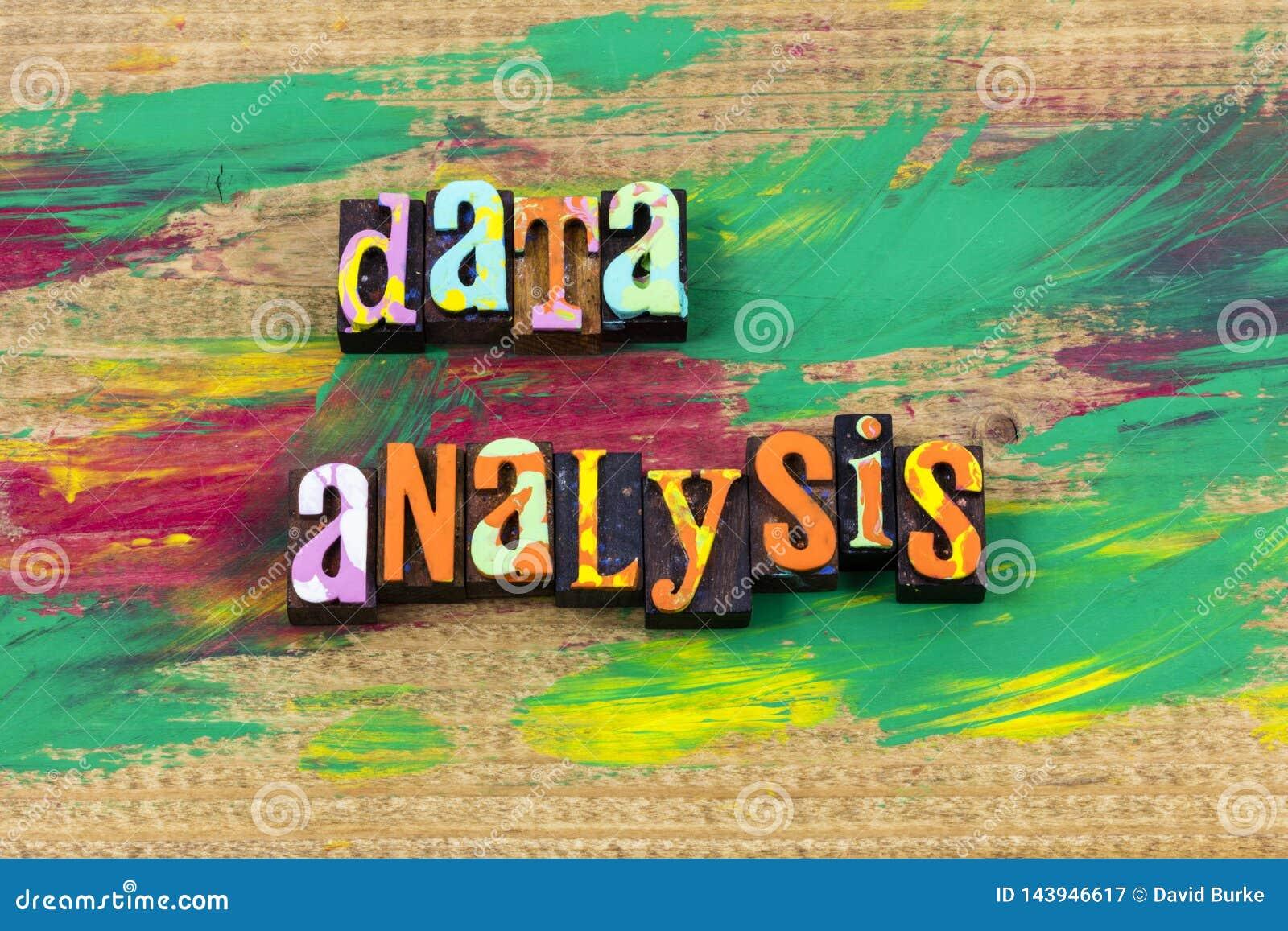 Van de analyticsinzameling van de gegevensanalyse van het het beheersplatform het letterzetselcitaat
