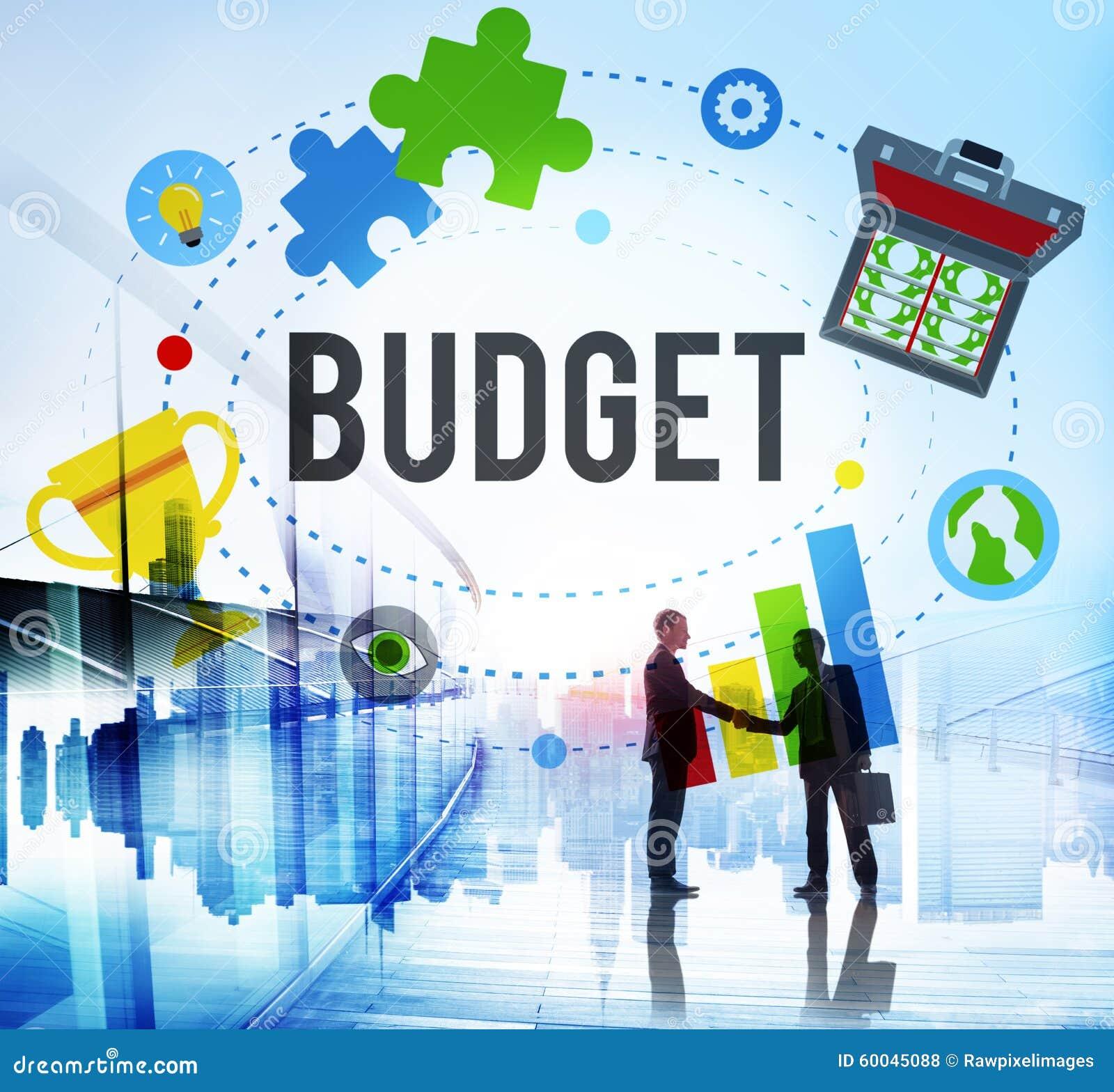 Van de de Boekhoudingsinvestering van het begrotingsbankwezen de Boekhoudingsconcept