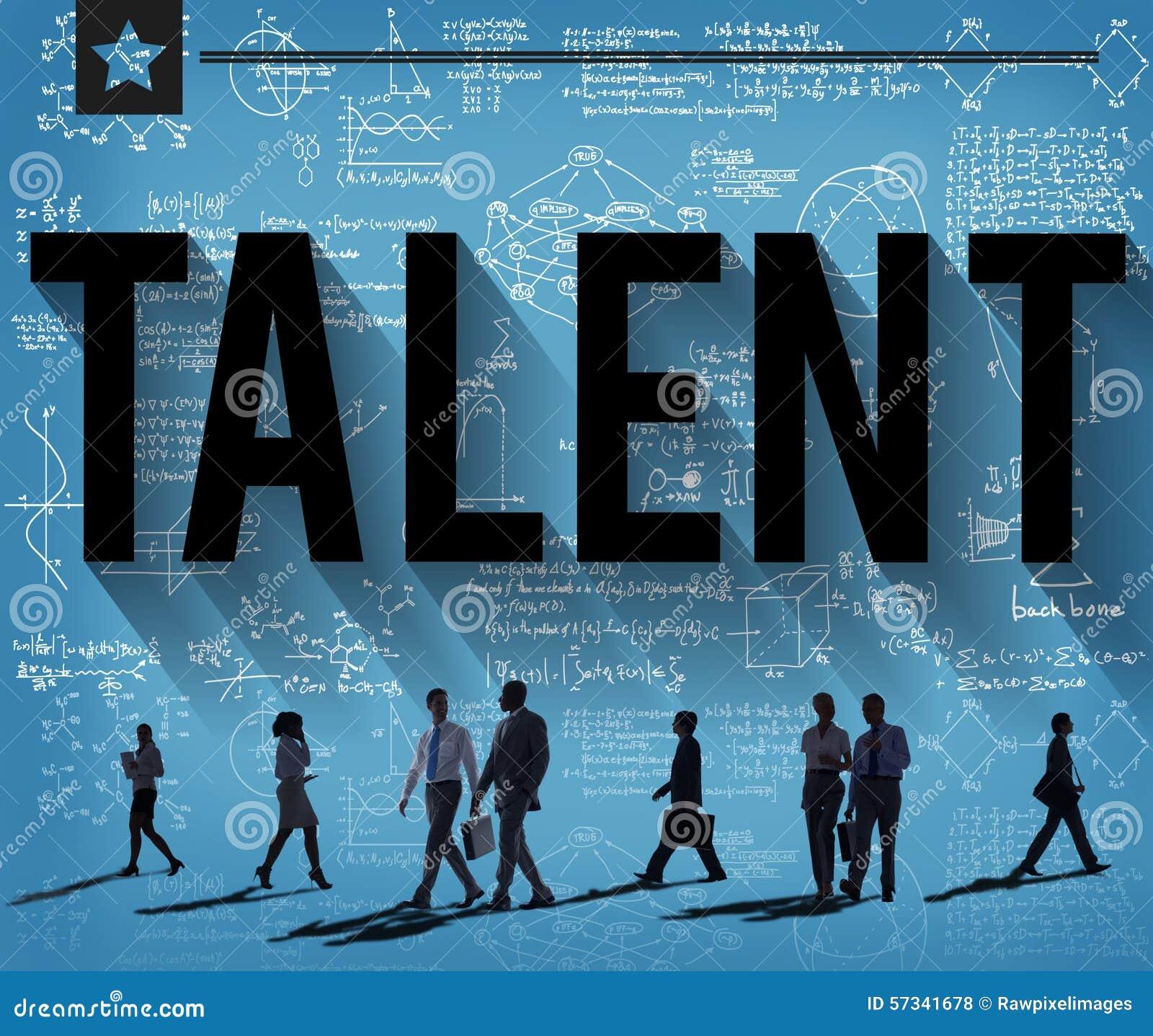 Van de de Ervaringsdeskundigheid van de talentenvaardigheid het Professionele Concept