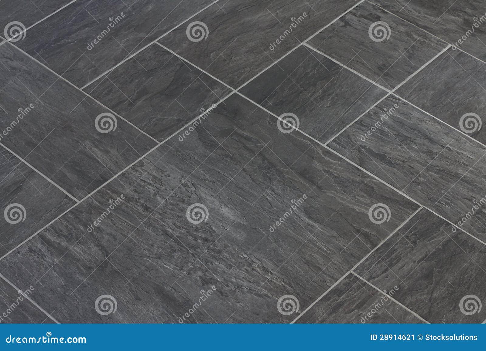 Van de de steentextuur van de lei vinyl de vloertegels stock