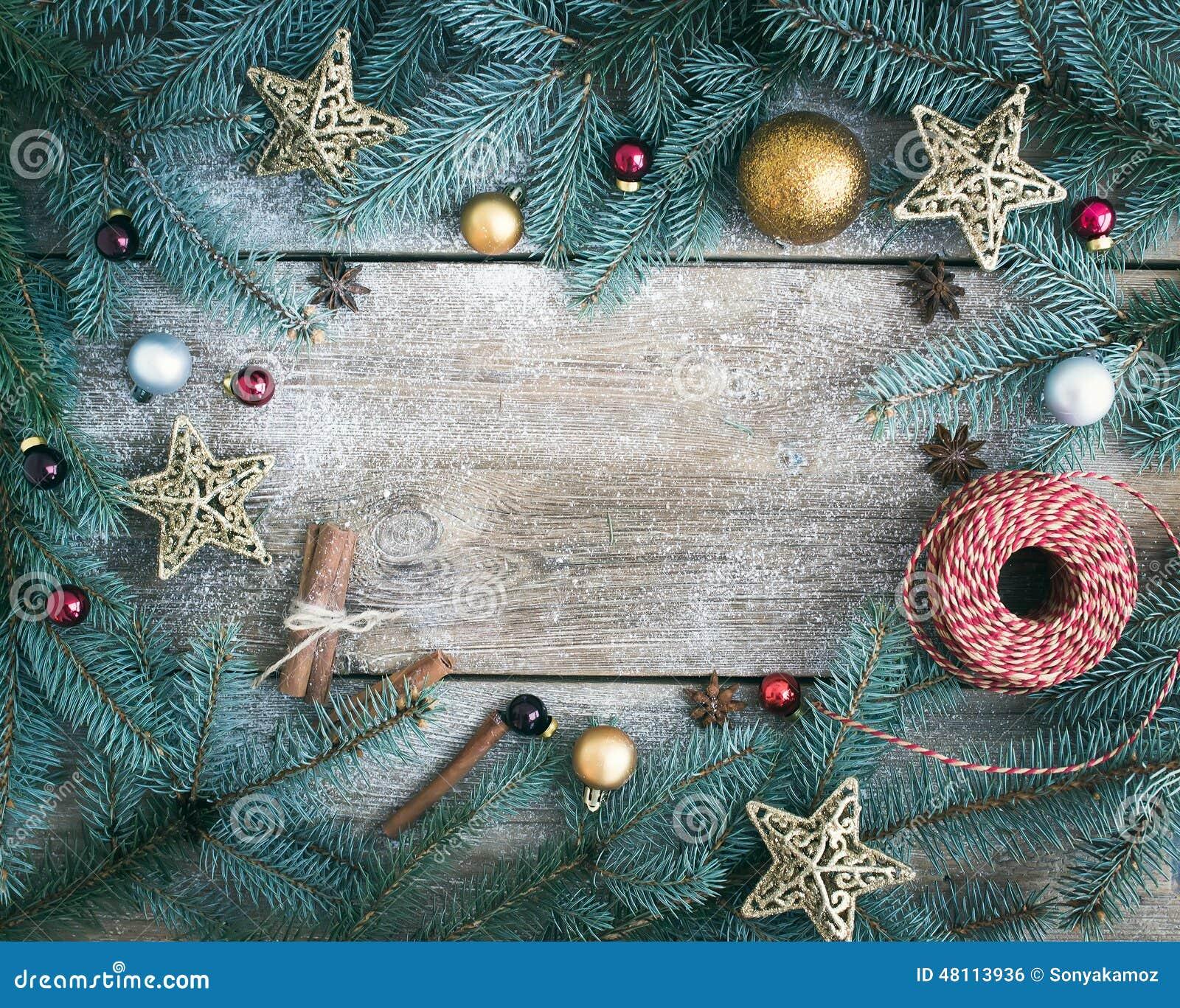 Citaten Kerstmis Nieuwjaar : Van de kerstmis nieuwjaar decoratie achtergrond bont