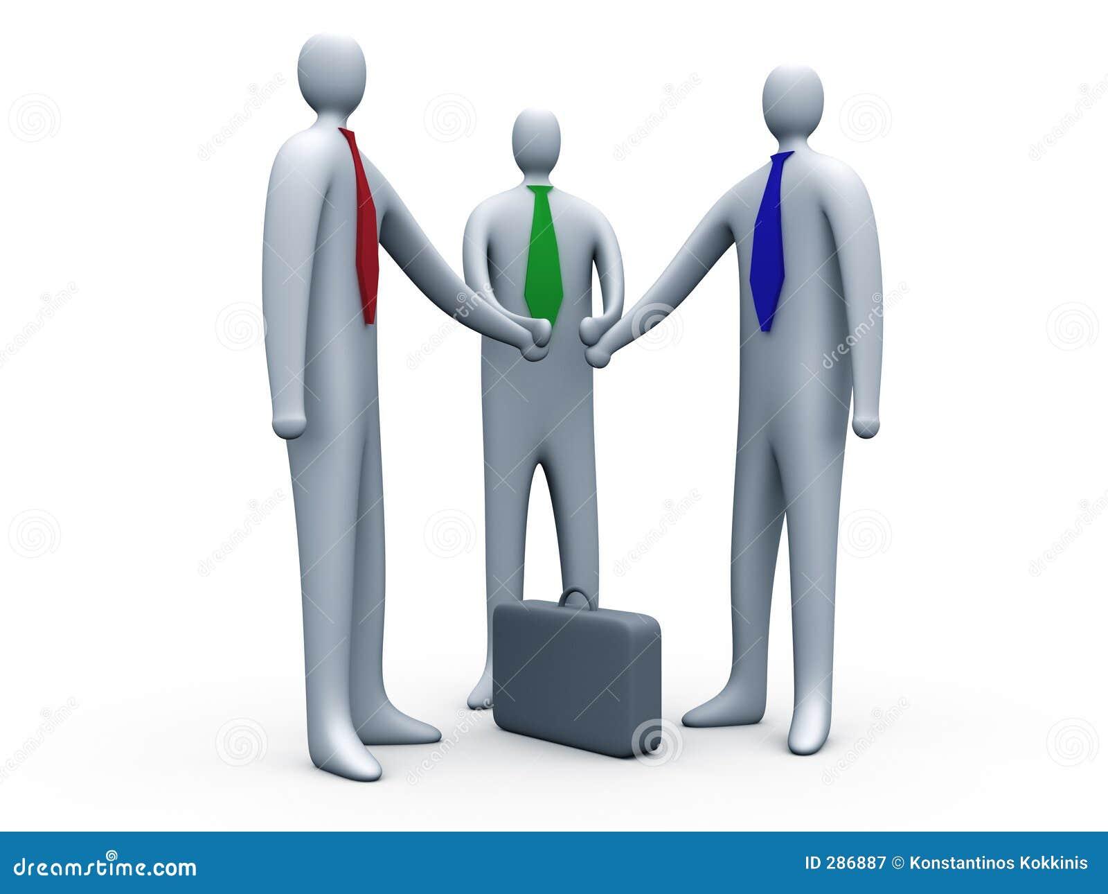 Van de zakenrelatie #2