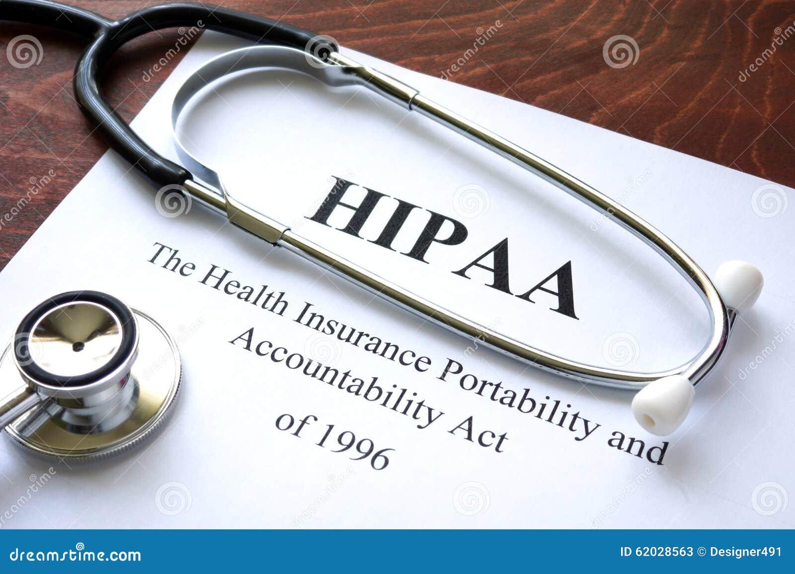 Van de ziektekostenverzekeringportabiliteit en verantwoordingsplicht handeling HIPAA