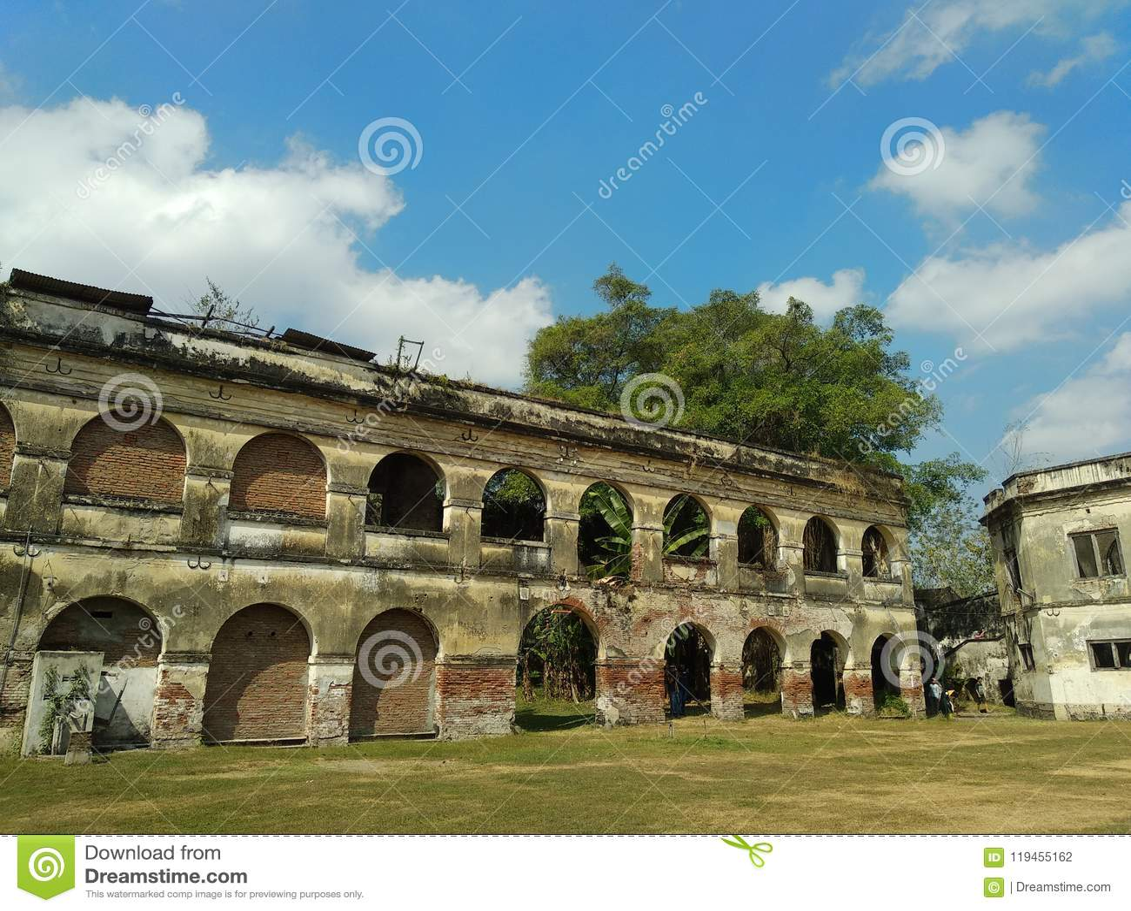 Van Den Bosch Castle Ngawi, Indonésia