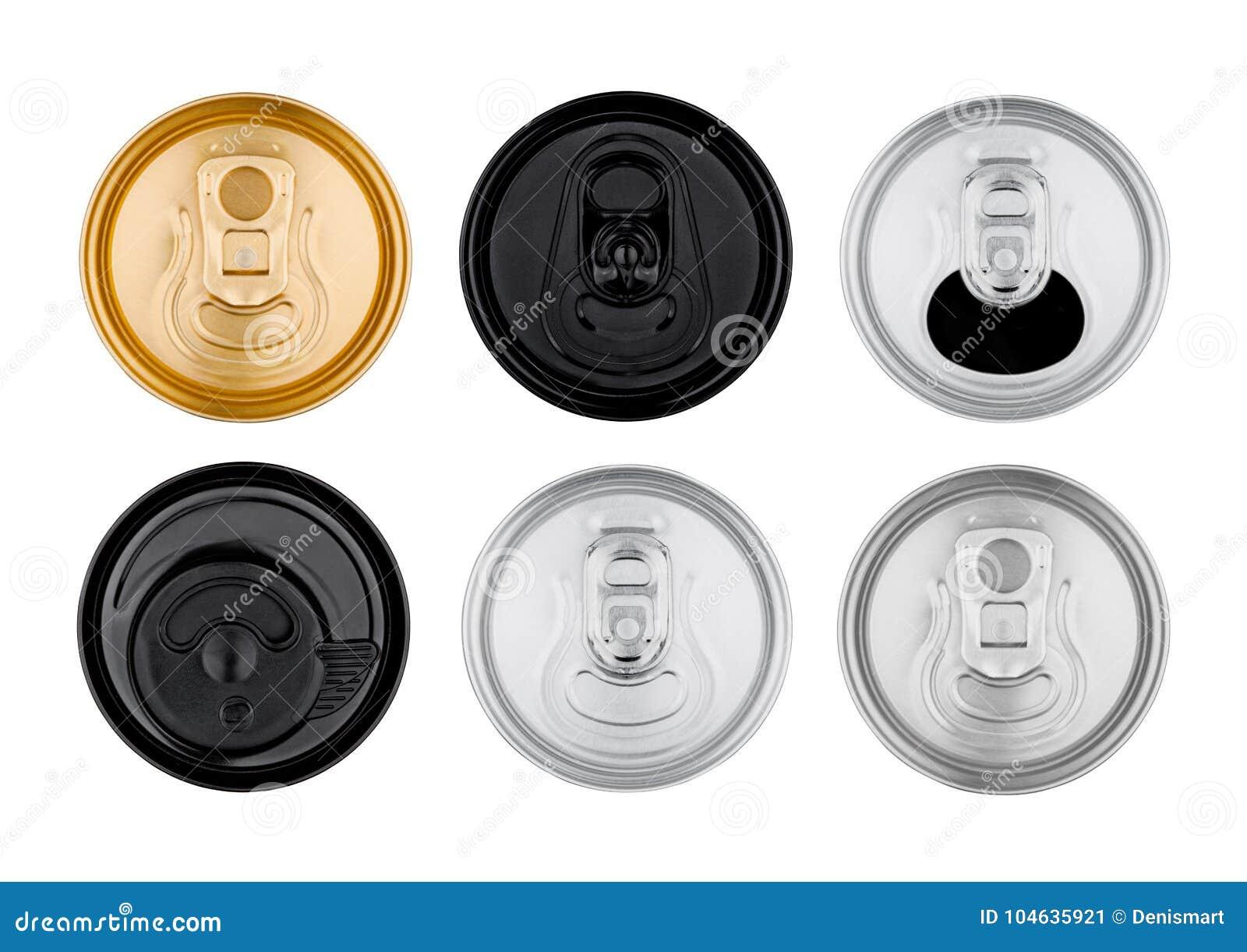 Download Van Het De Dranktin Van De Aluminiumsoda De Hoogste Geïsoleerde Mening Stock Afbeelding - Afbeelding bestaande uit ingeblikt, bier: 104635921