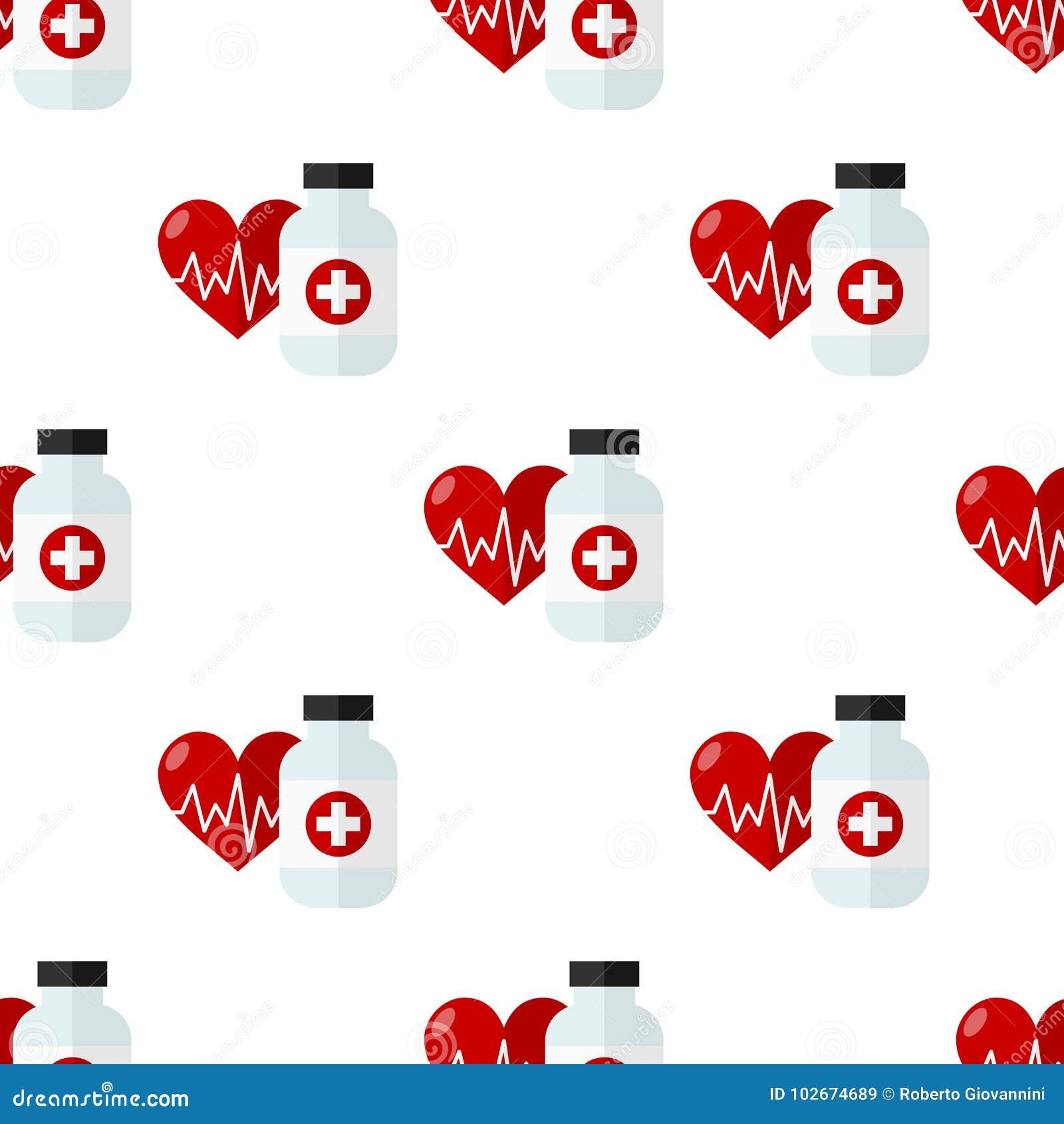 Van het pillenfles en Hart Naadloze Gezondheidszorg