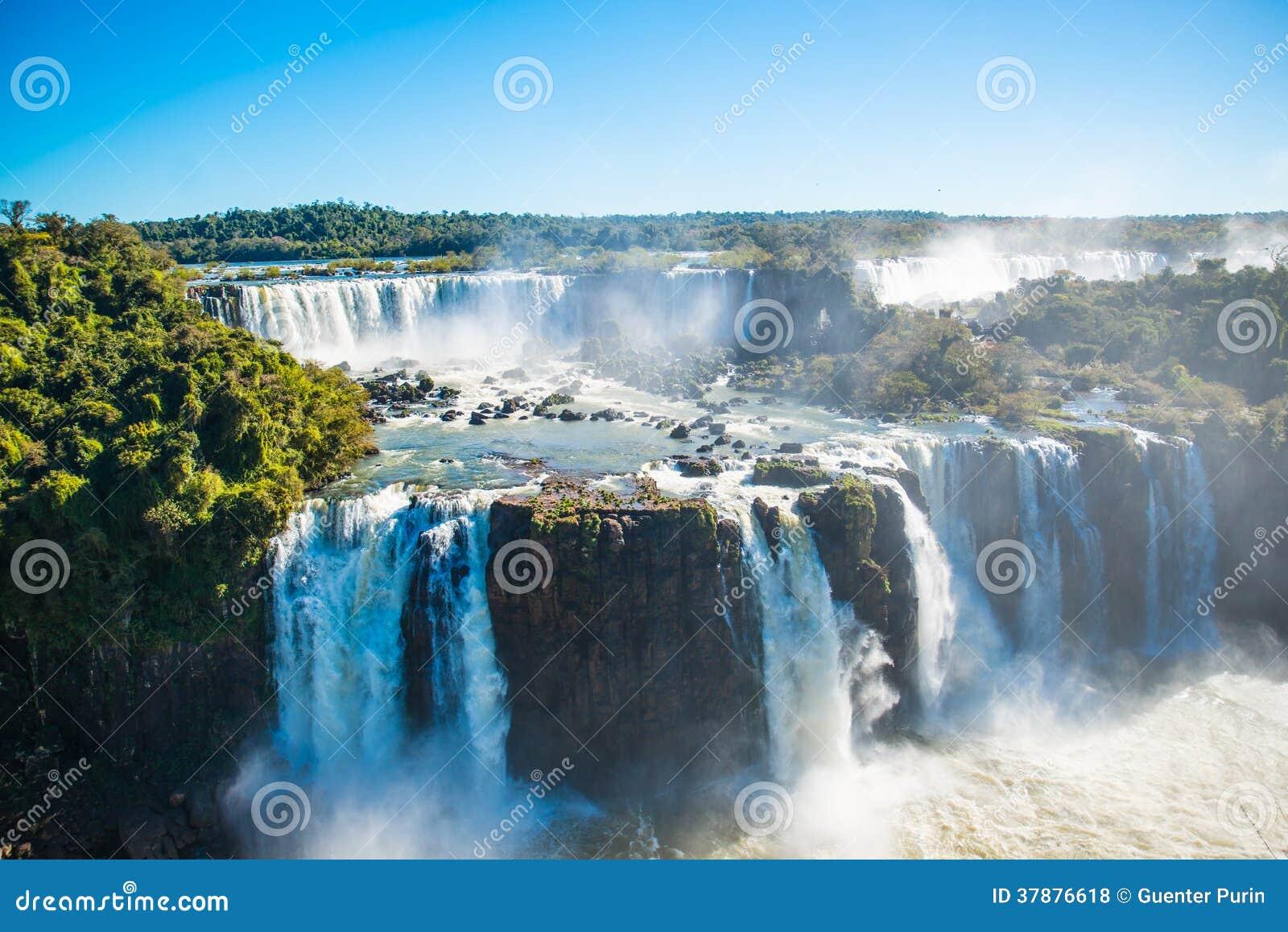 Van Iguazudalingen of Duivels Keel