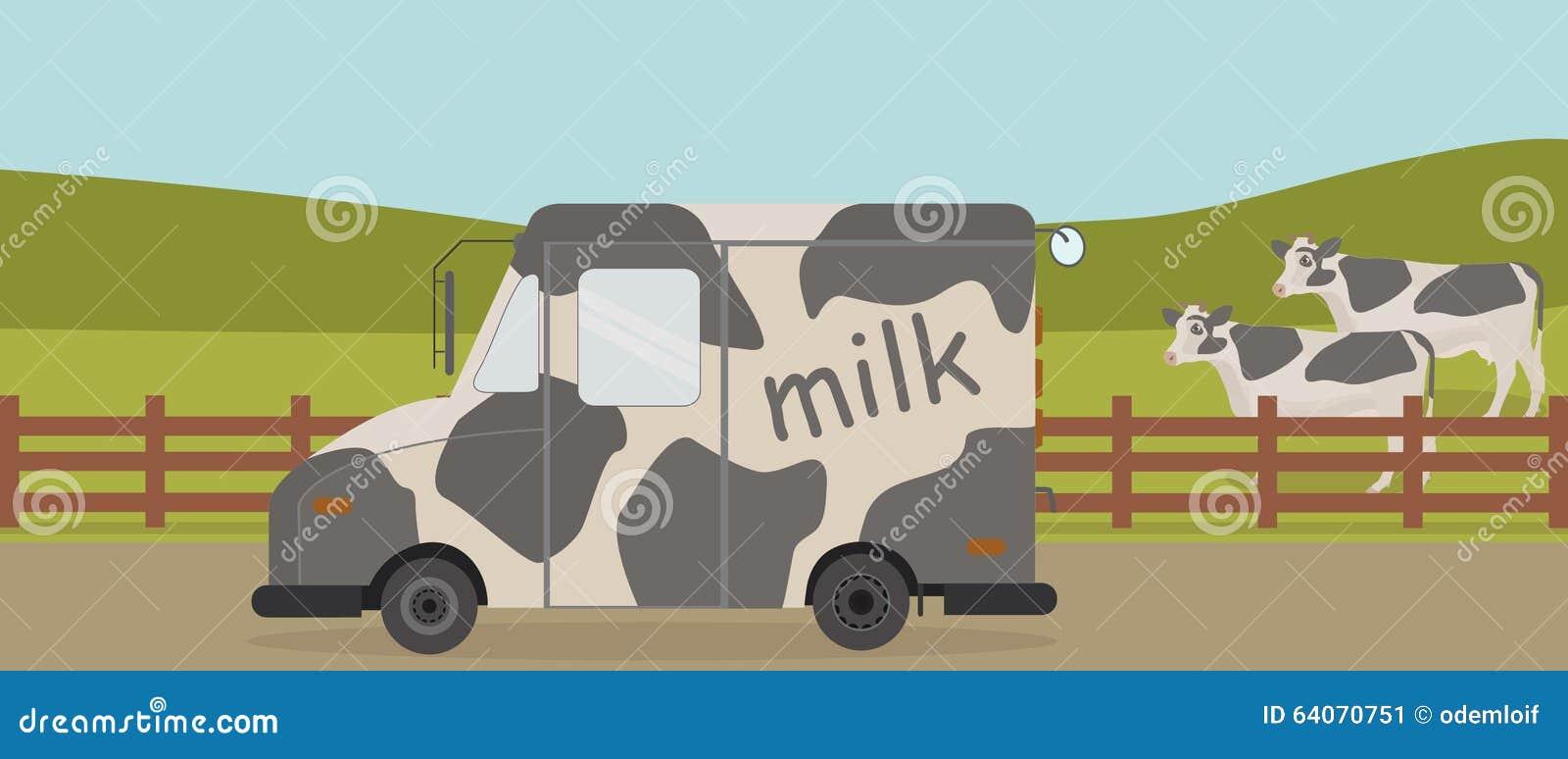 Van milk