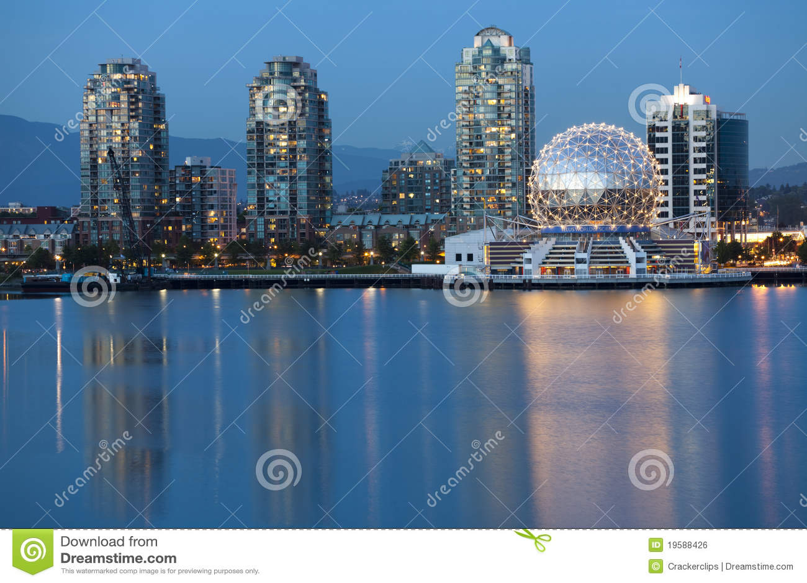 Vancouver A.C., horizonte de Canadá, horizonte