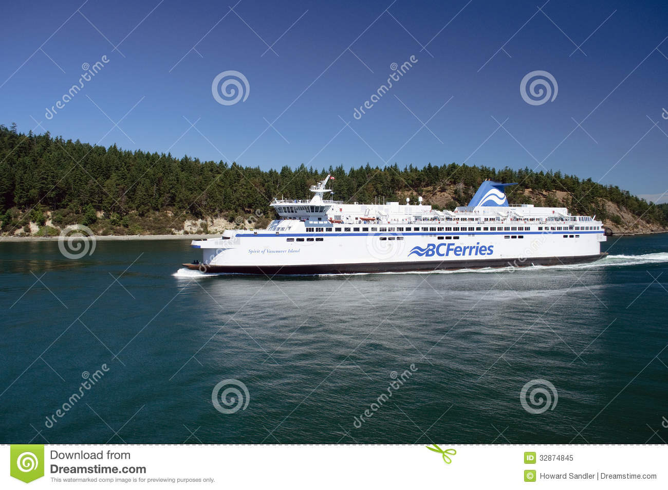 Prices For Ferry To Vancouver Island