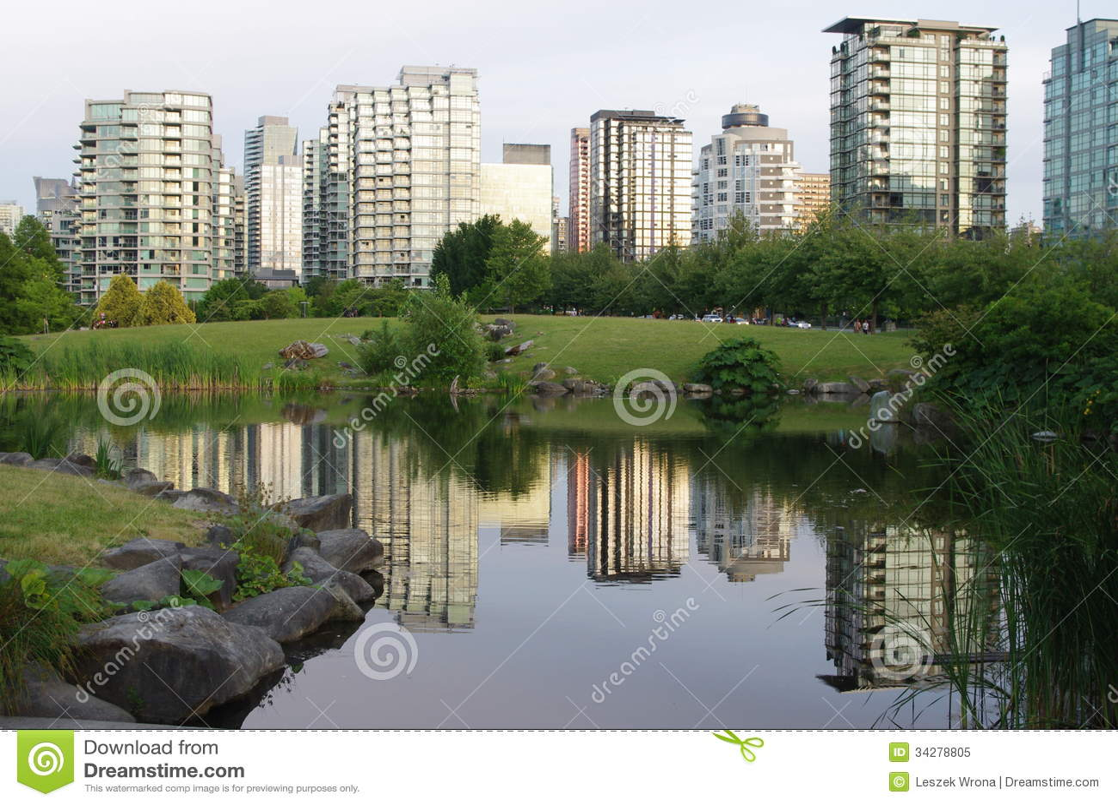 Vancouver linia horyzontu