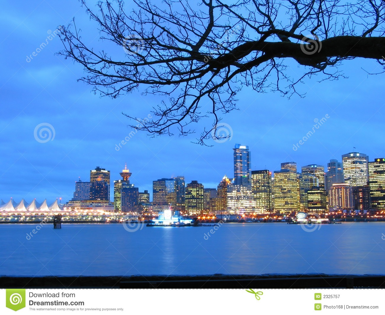 vancouver skyline wallpapers widescreen - photo #16