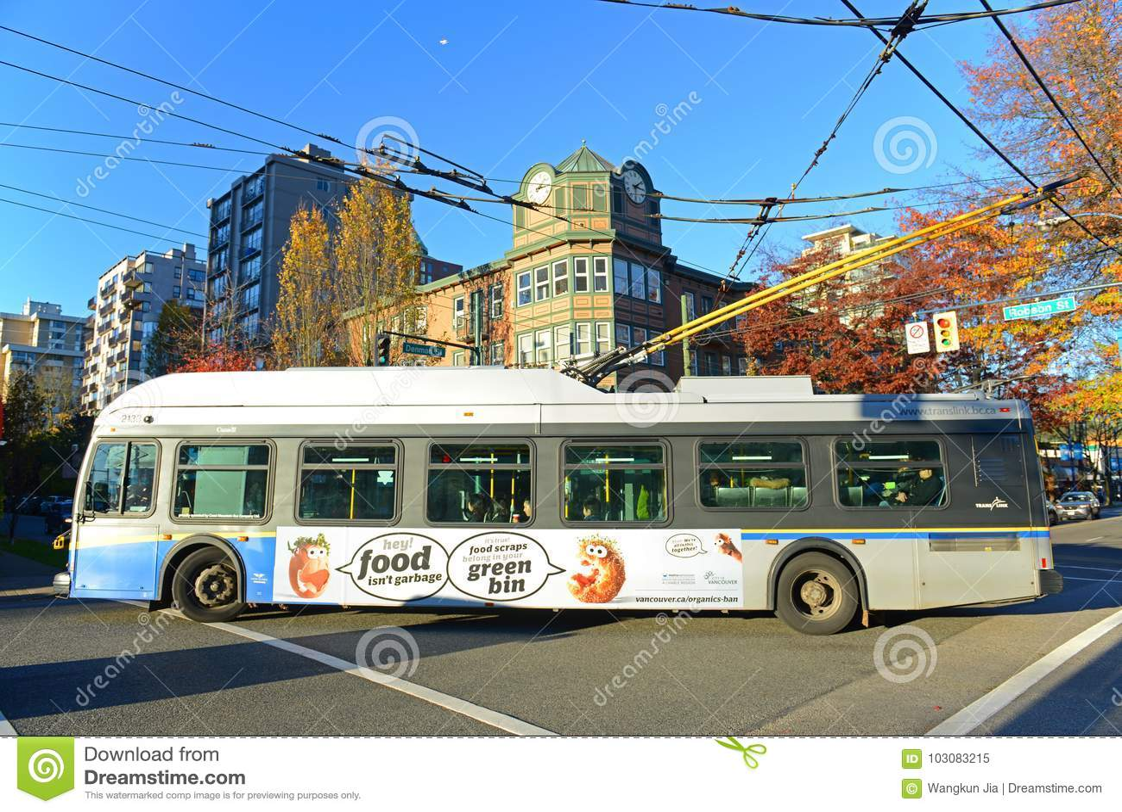 Reisebus vancouver bc