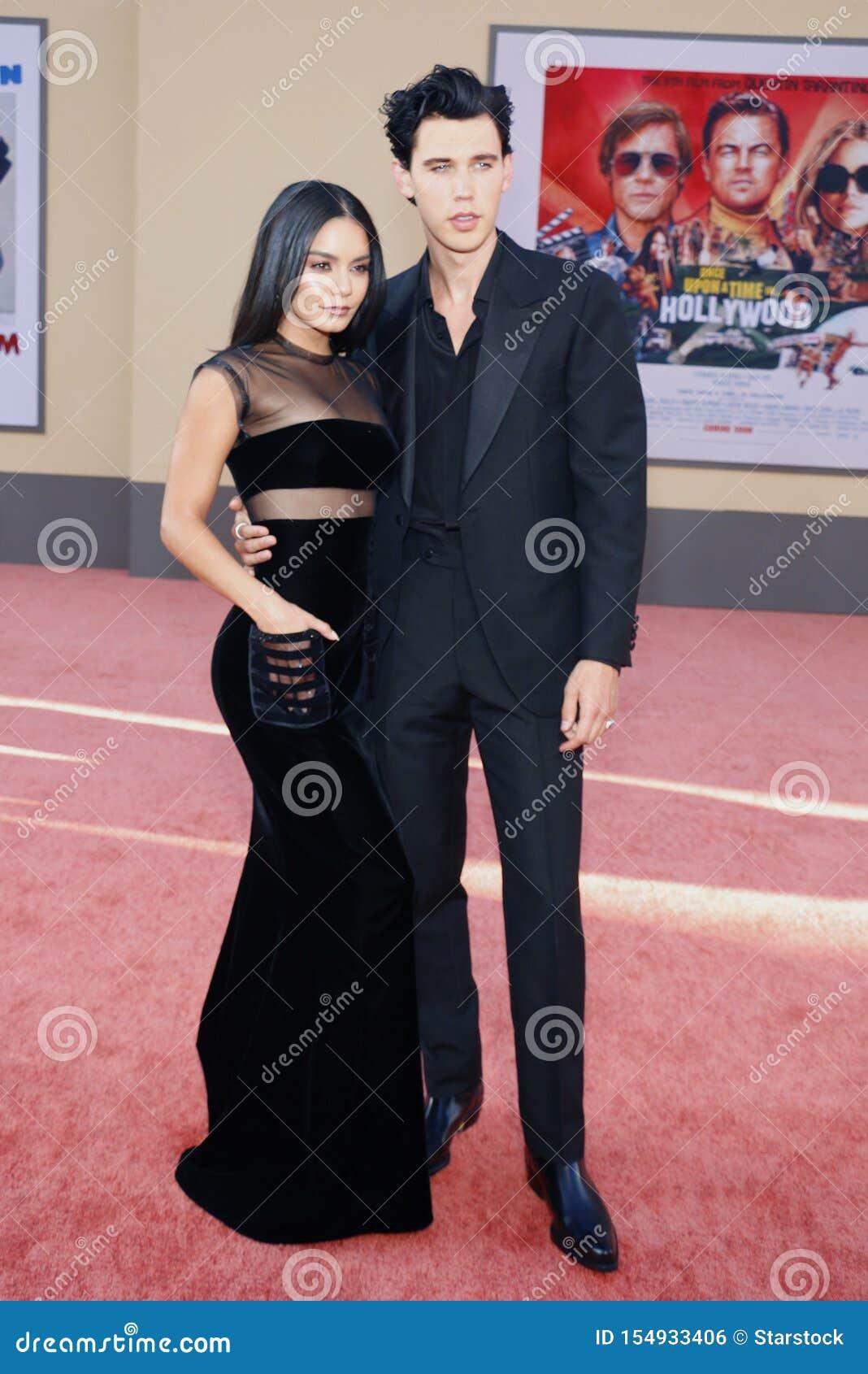Vanessa Hudgens i Austin Butler
