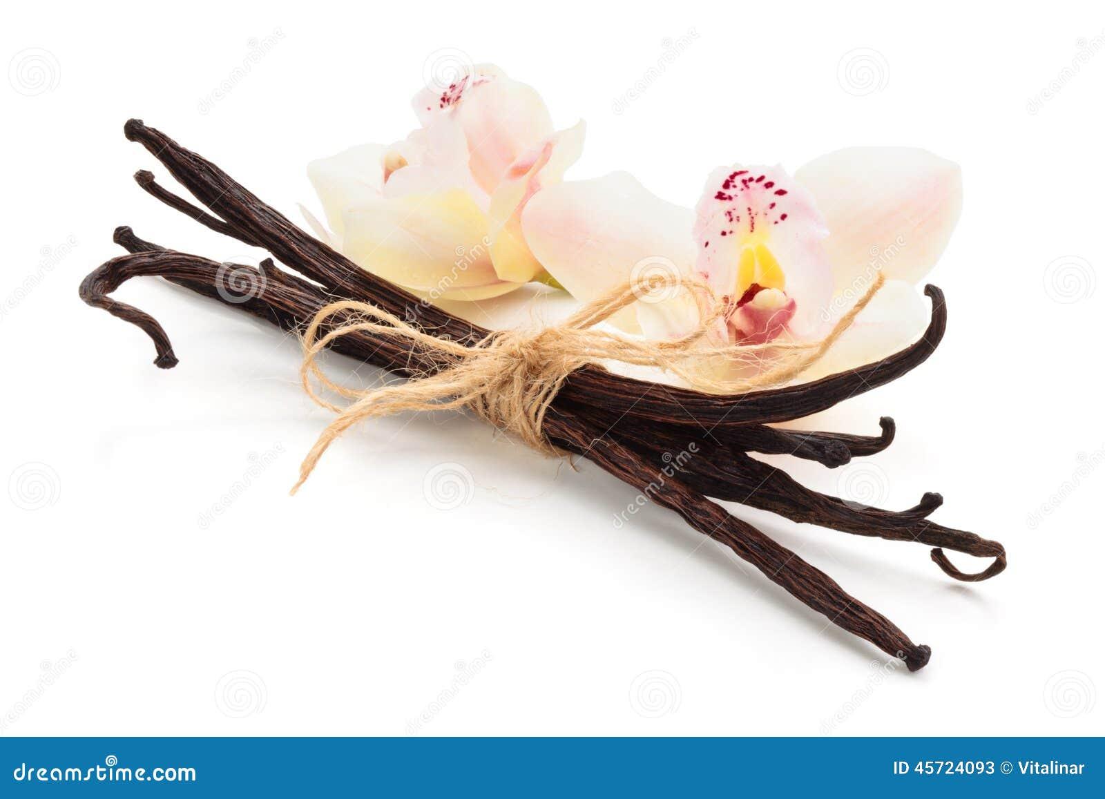 Vaniljfröskidor
